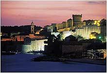 Замки и достопримечательности Хорватии