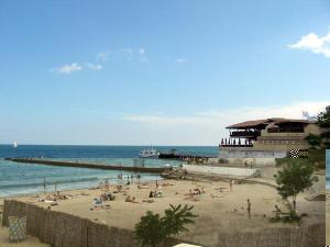 Пляж Аркадия. Итака