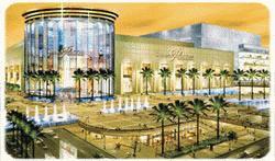 Дизайн проект самого крупного в Юго-Восточной Азии торгового центра Siam Paragon.