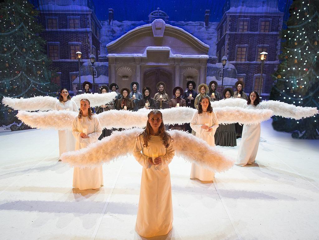 Рождественская ярмарка №10 Adventi Unnep a Bazilikanal, Будапешт, Венгрия
