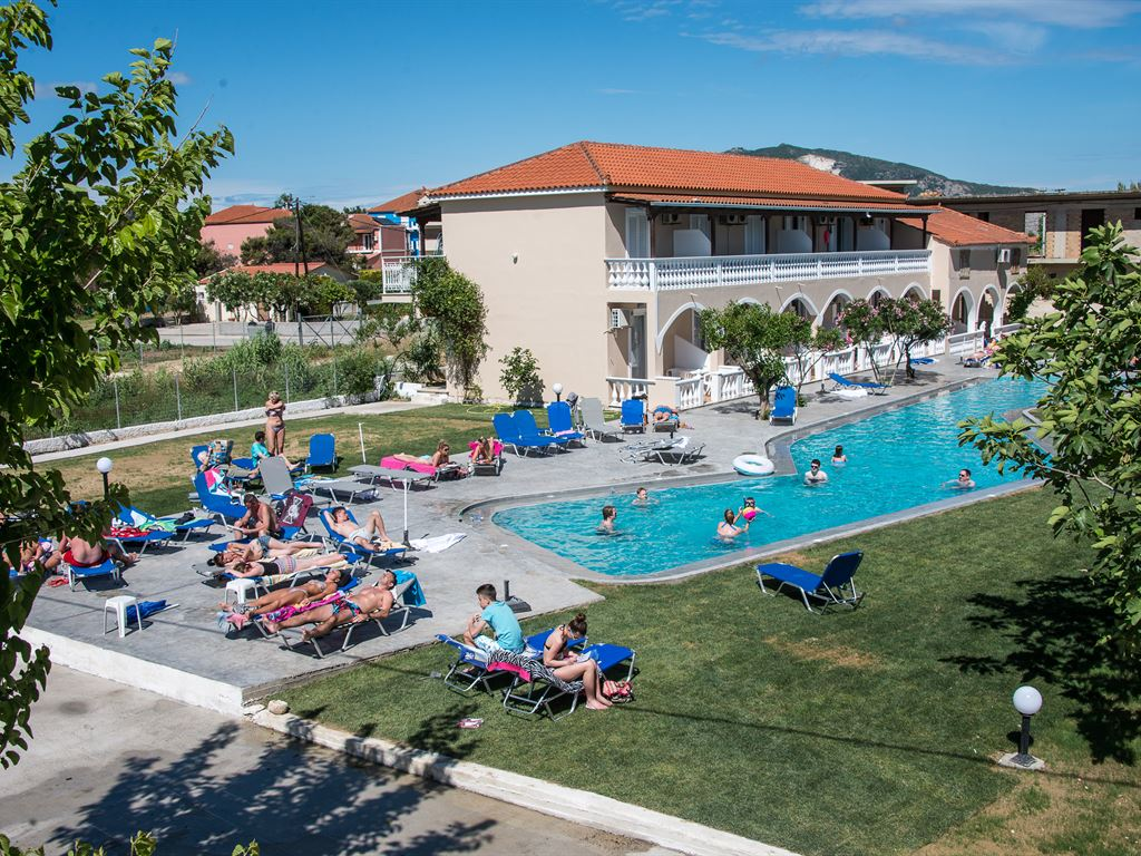 фотографии отеля Zante Plaza Village Asterias Building изображение