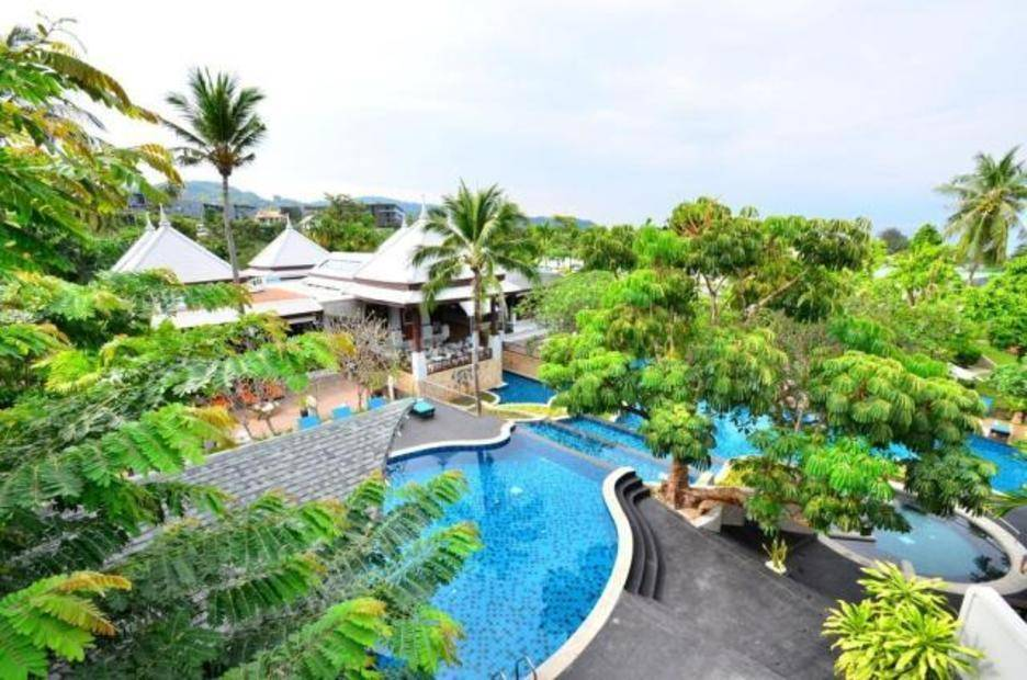 фото отеля Andaman Cannacia Resort & Spa