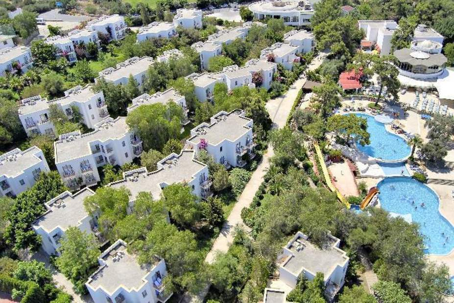 фотографии отеля Bodrum Onura Holiday Village (Ex.Cande Onura Holiday Village) изображение