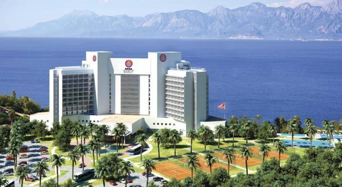 фото отеля Akra Hotel (Ex.Barut Akra Hotel, Dedeman Antalya Hotel & Convention Center)