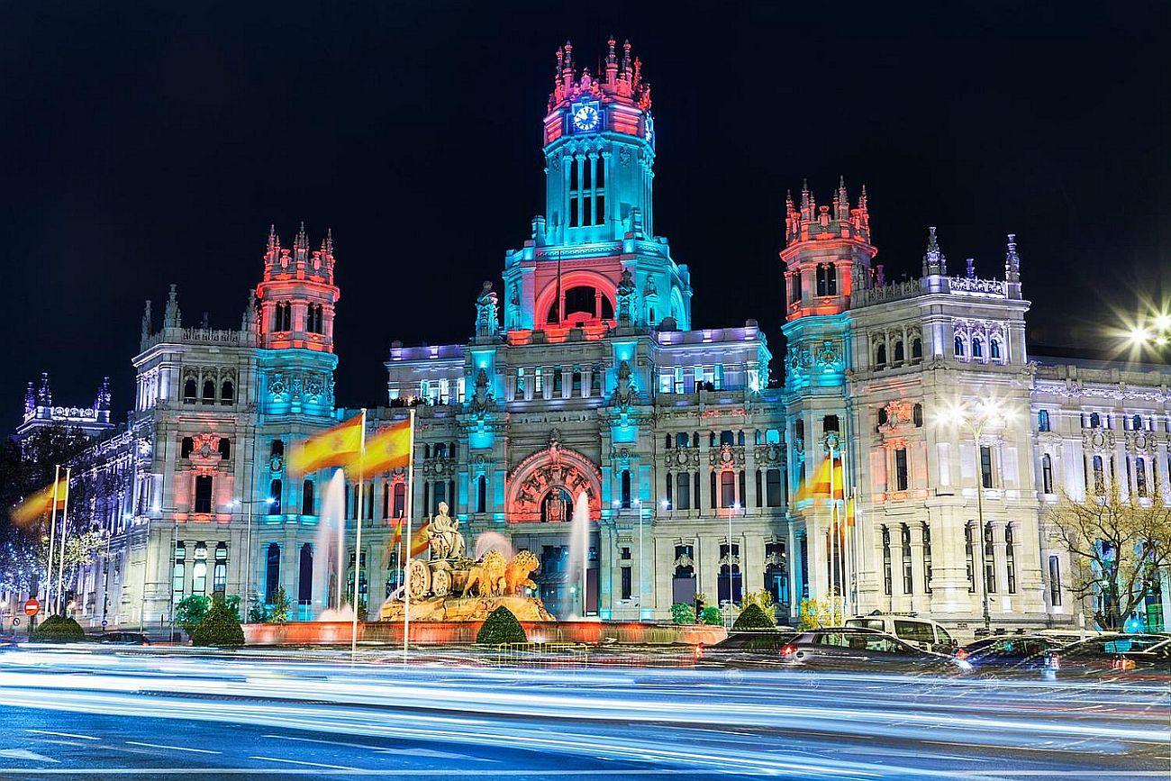 Рождественская ярмарка №8 Mercado navideno en la Plaza Mayor, Мадрид, Испания