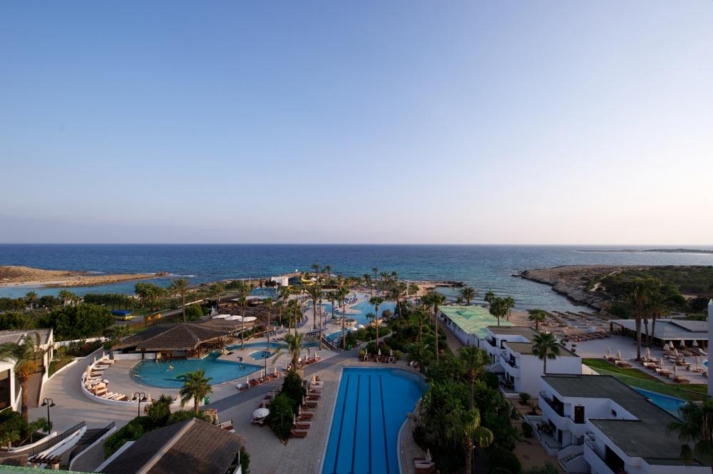 Adams beach hotel 5 айя напа