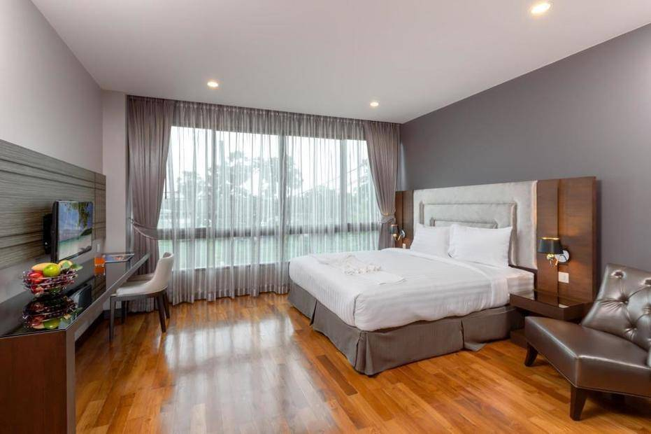 фотографии отеля The Regent Phuket Bangtao Beach изображение