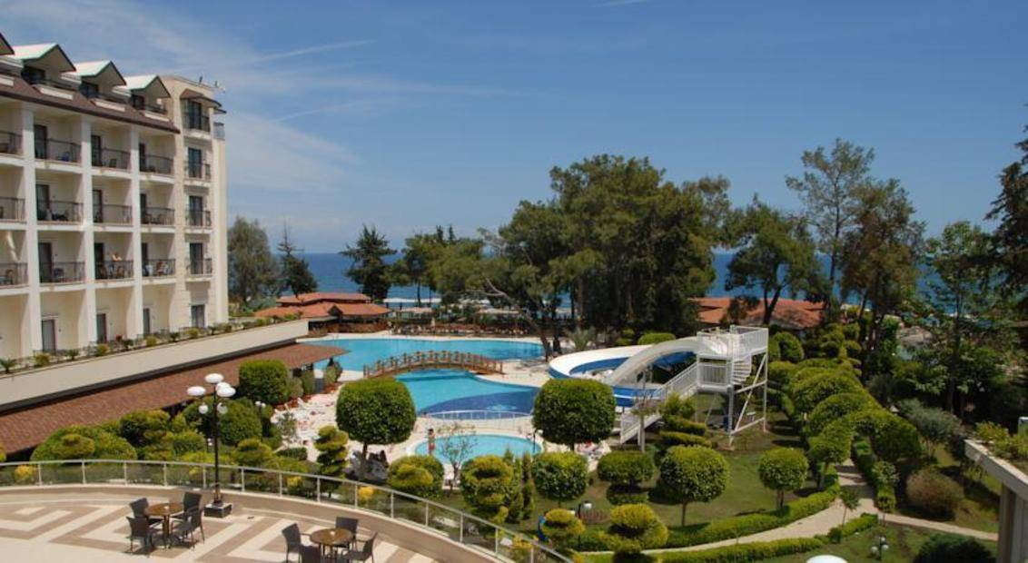 фотографии отеля Palmet Beach Resort (Ex. Sentido Palmet Beach Resort) изображение