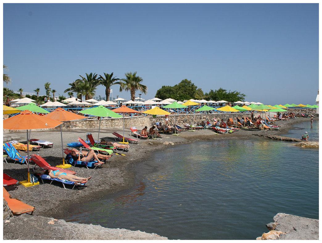 Eri beach греция крит