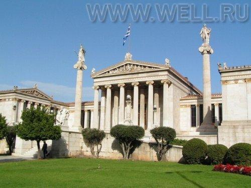 Афины ждут своих туристов!