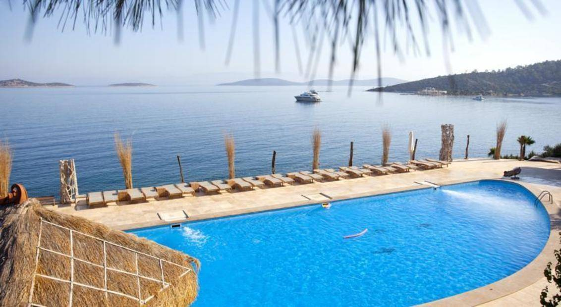 фотографии отеля Janna Bodrum Boutique & Spa (Ex. Sarpedor Boutique Hotel & Spa) изображение