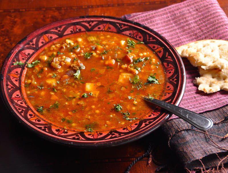 Марокко традиционная национальная кухня