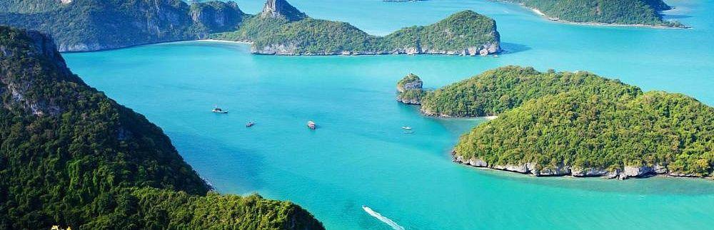 Лагуны, пляжи, пещеры и водопады острова Ко Чанг