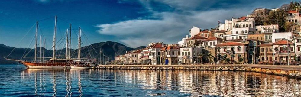 Шикарный Мармарис – жемчужина Эгейского моря!