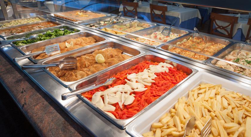 Цены на еду в салоу