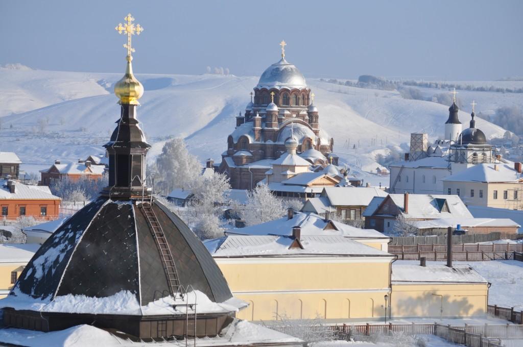 Тур в Казань на Новый год 2018 из Саратова.
