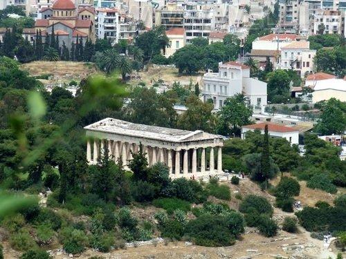 Достопримечательности и отели Афин для туристов!