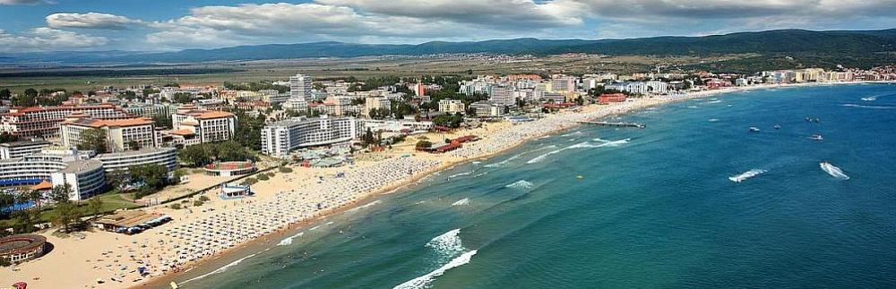 Золотые пляжи Болгарии