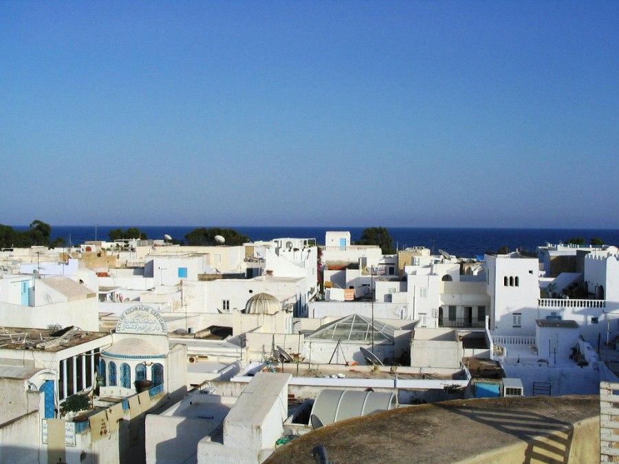картинка фотография курорта Хаммамет в Тунисе